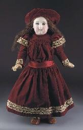 Кукла фирмы Jumeau. XIX в. - Christtie's, 2004 - $24 тыс.