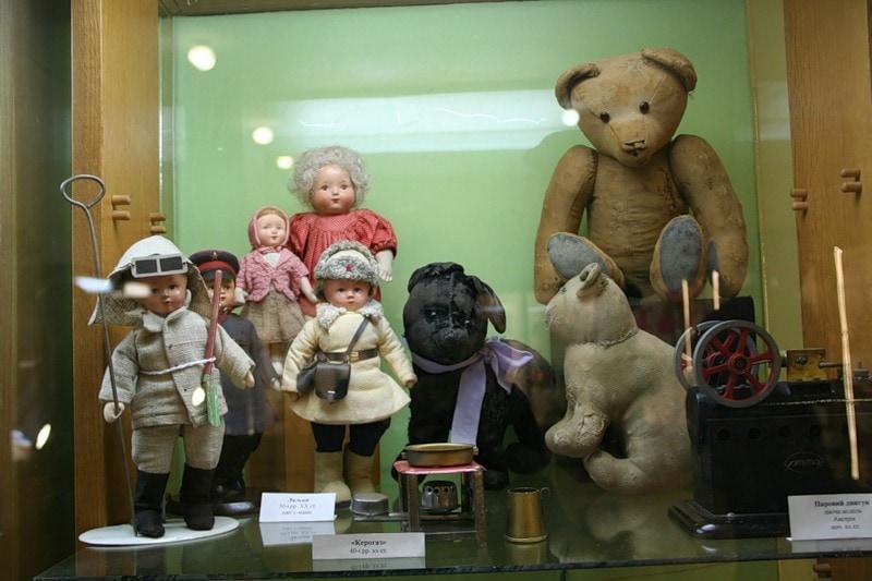Филимоновская игрушка - Музей филимоновской игрушки