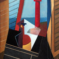 15 травня в галереї «Триптих АРТ» відкривається виставка живопису Віллі Л'Еплаттеньє (Швейцарія, Іспанія)