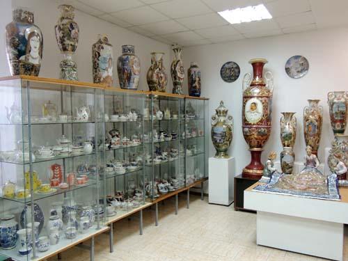Музей фарфора в Полонном