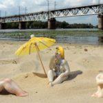 Фарфоровые пляжницы Ольги Рапай
