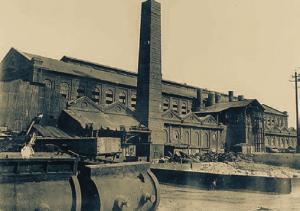 Литейный цех Луганского завода, 1912 г.