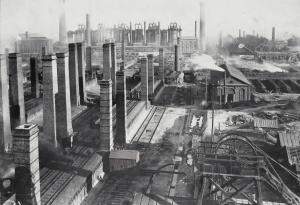 Коксовый цех, 1910 г.