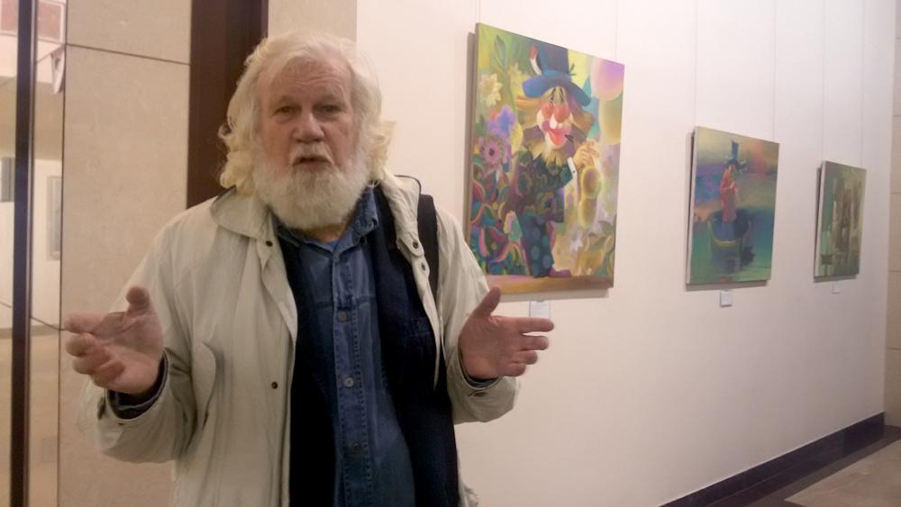 Народный художник Украины Григорий Тышкевич