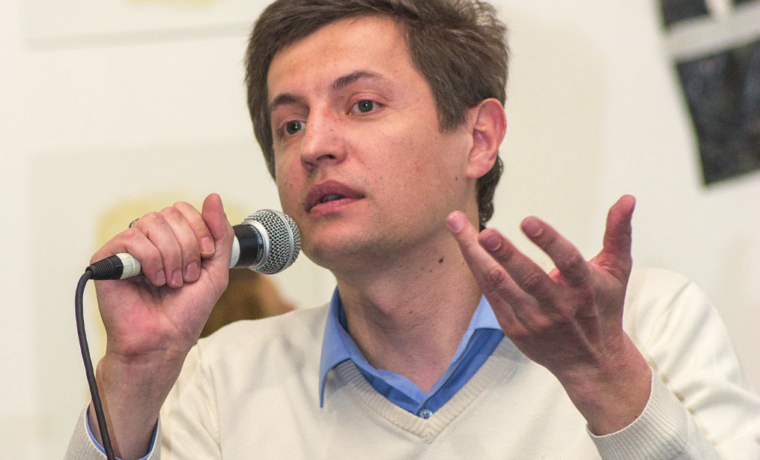 Юрий Рыбачук, член экспертной группы.