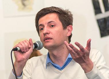 Юрий Рыбачук, член экспертной группы