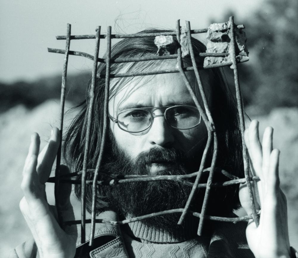 А. Аксинин (1949–1985). Фото Алексея Иутина, 1980