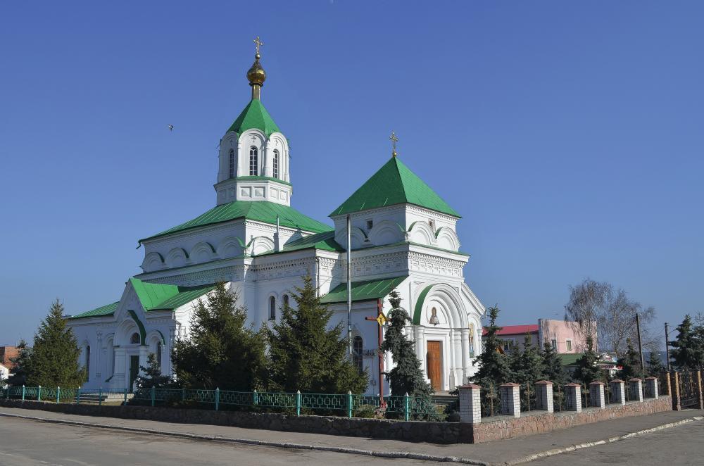 Так в наше время выглядит Николаевский собор. Фото И. Быкова