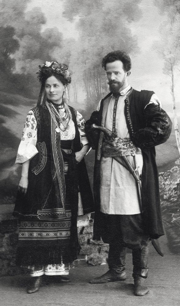 Александр Мурашко со своей супругой Маргаритой Мурашко