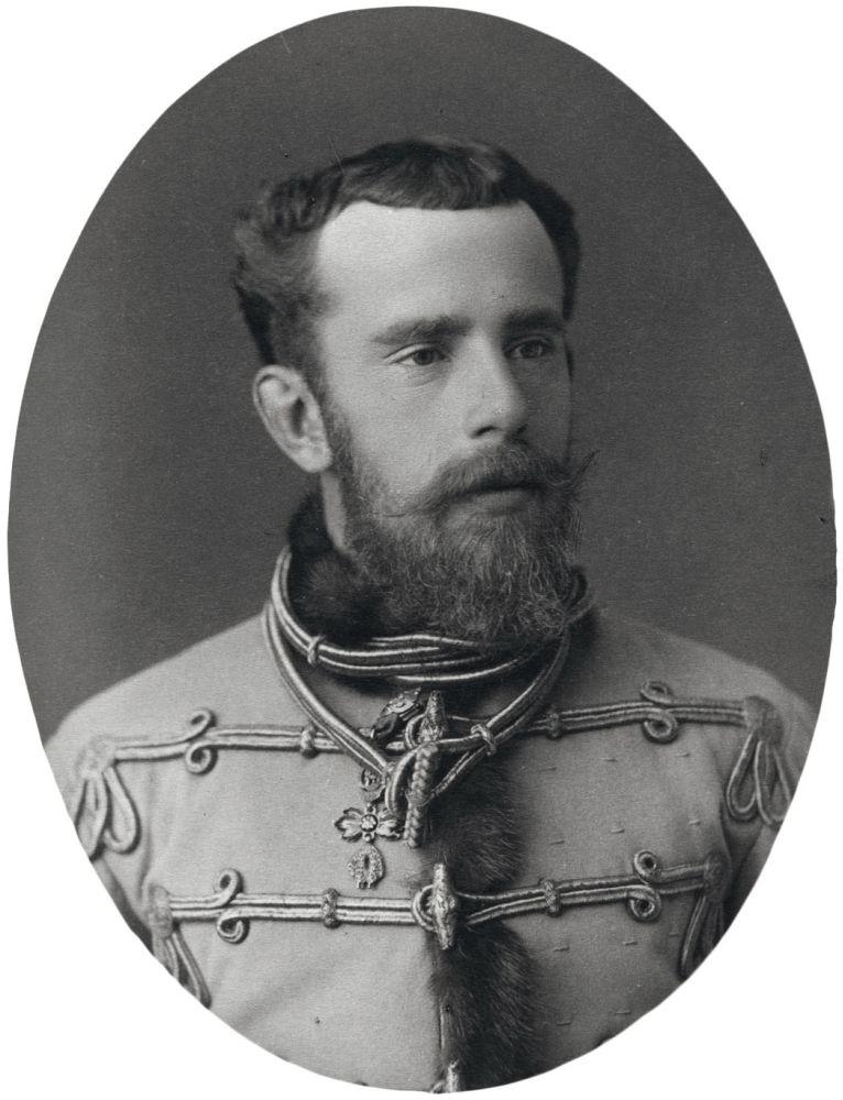 Кронпринц Рудольф фон Габсбург
