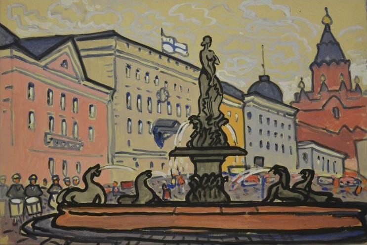 Юрий Химич: финские работы