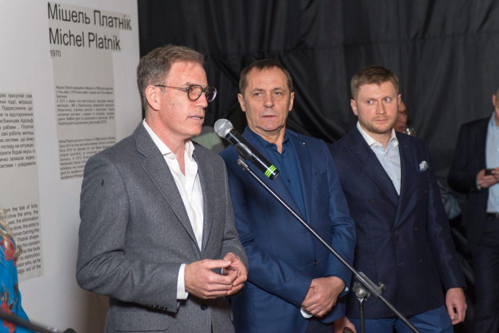Серж Тирош, Виктор Сидоренко, Максим Корецкий
