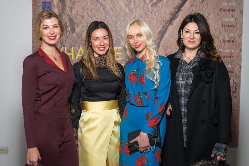 Марыся Горобец, Лилия Типпетс, Наталия Шпитковская, Оксана Андрущенко