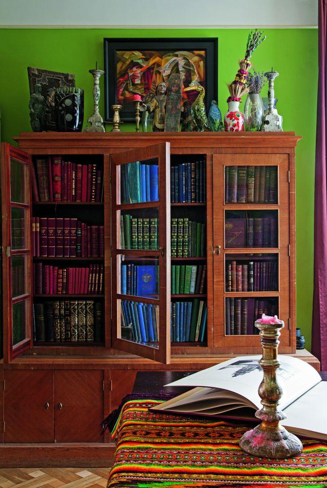 Моя галицька бібліотека
