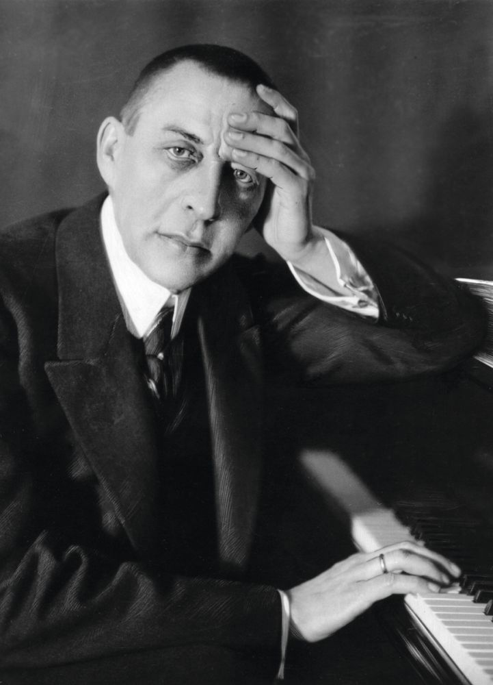 Сергей Васильевич Рахманинов (1873–1943)