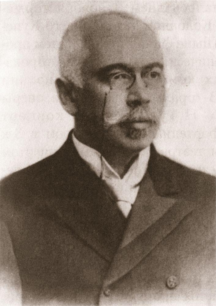Александр Николаевич Виноградский (1856–1912)