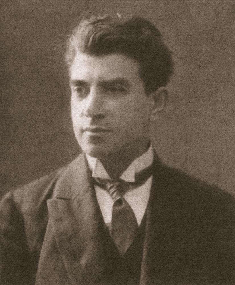 Рейнгольд Морицевич Глиэр (1875–1956)