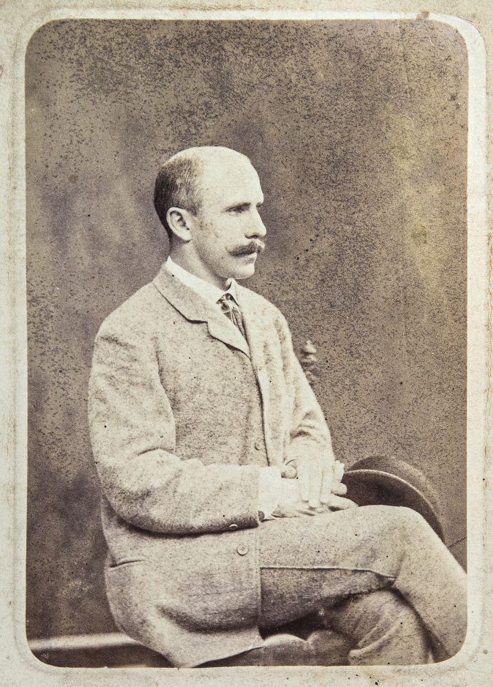 Пётр Владимирович Чарковский (1845–1900)