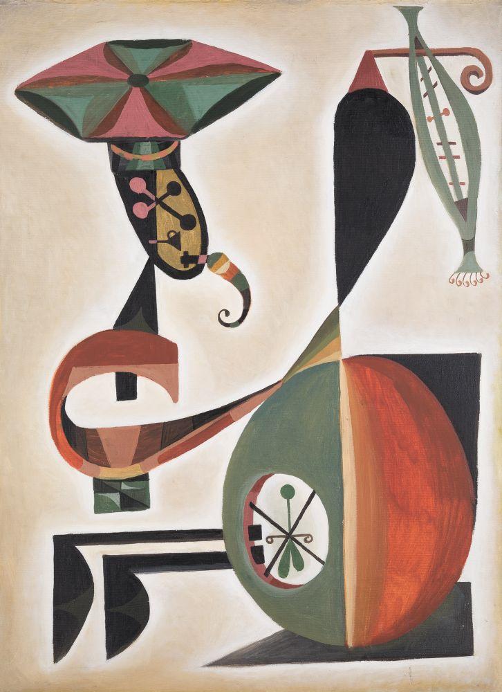 К.‑В.Игнатов. ПортретЮ.И.Малышевского. 1976. Х., м. 100×73см
