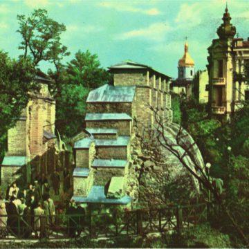 Золотые ворота. ФотоН.Грановского, 1959