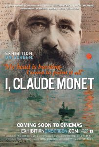 Exhibition on screen: I, Claud Monet