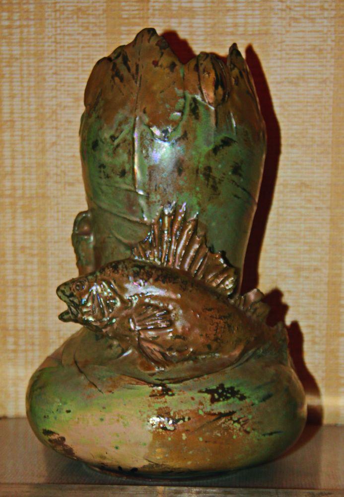 Ваза сокунями. Музей Миргородского художественно-промышленного колледжа