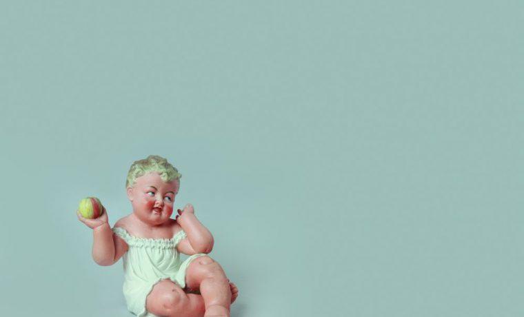 Ребёнок смячом. Модель №113. Частное собрание