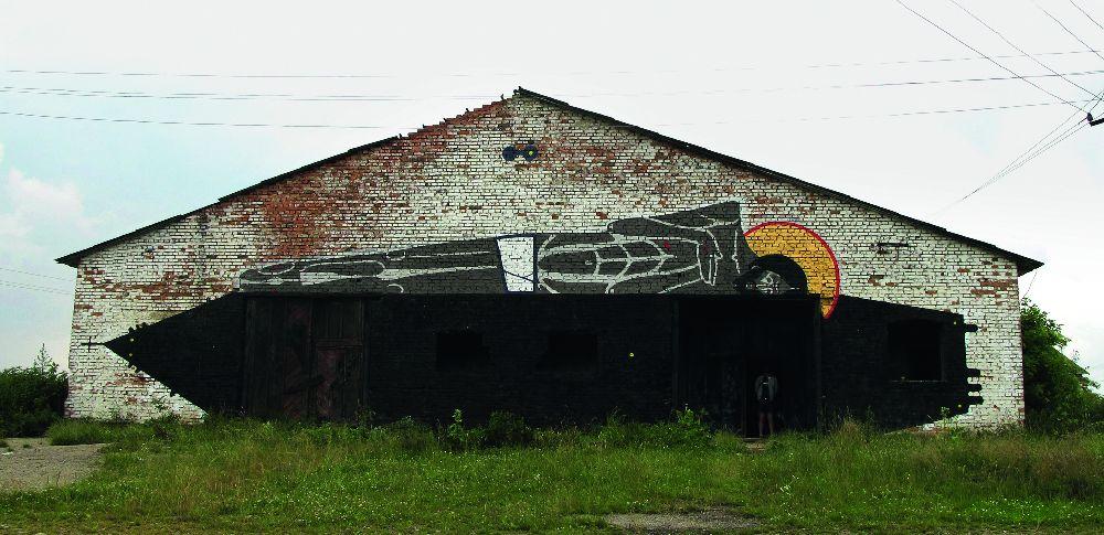 С.Радкевич,Я.Футимский. Гроб Господний (врамках фестиваля «Fortmissia»). 2011