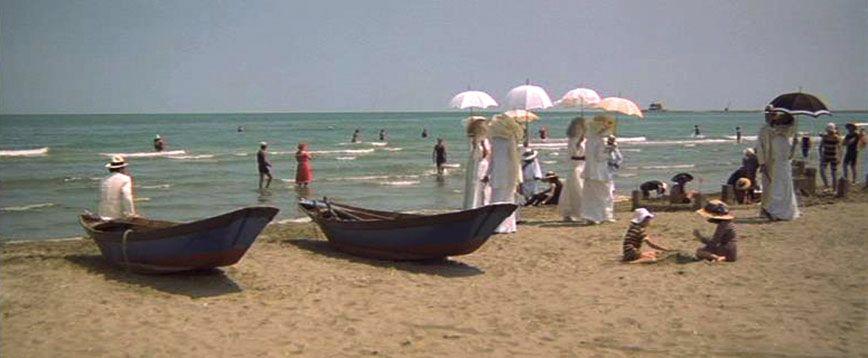 Смерть вВенеции. 1971. Реж.Л.Висконти