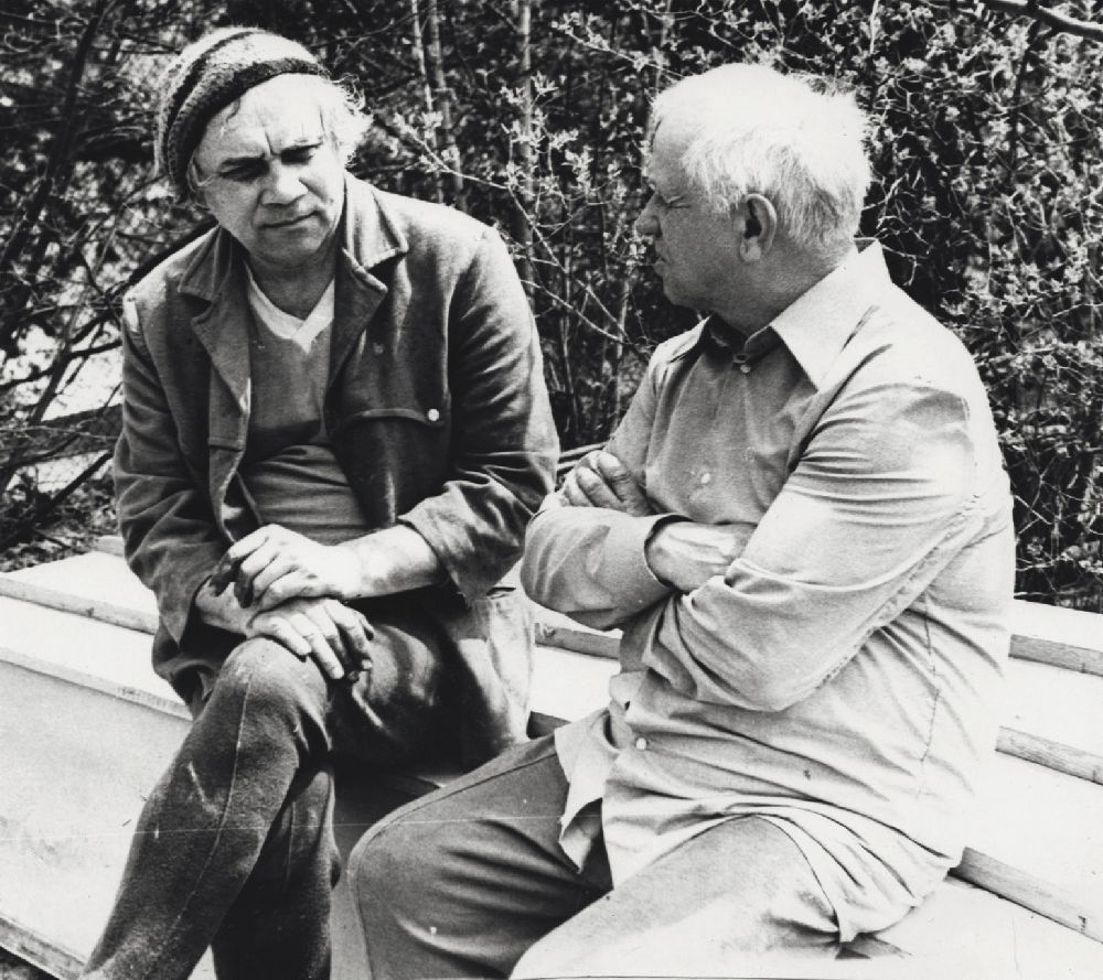 В.Зарецкий иС.Григорьев. 1980