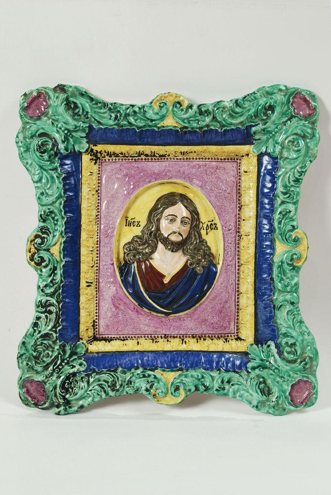 Икона «Господь Вседержитель». Сер. XIXв. СХМ