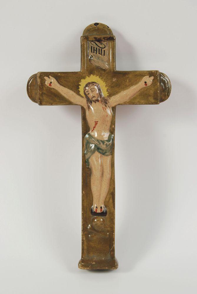 Напрестольный крест. Сер. XIXв. СХМ