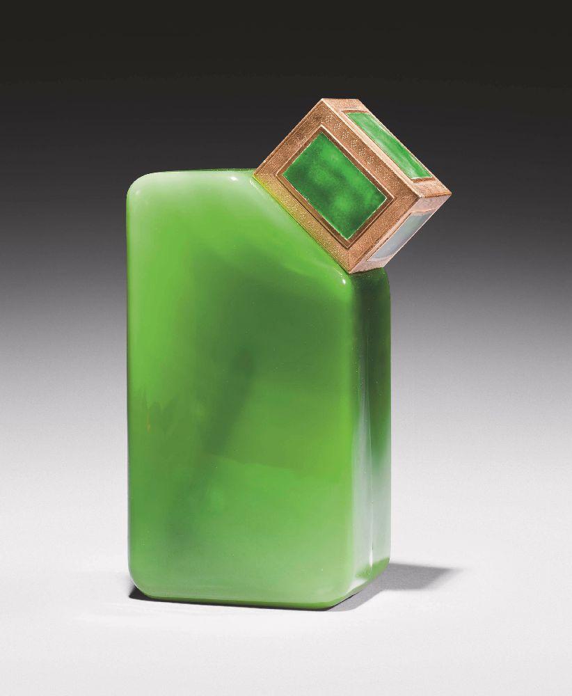 Femme de Paris. «Ybry». 1925. Выс. 19,5см. Christie's, март 2011—$19,5 тыс.