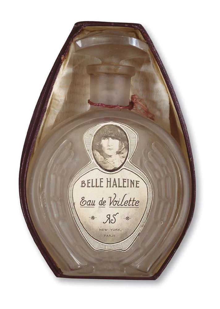 М.Дюшан. Belle Haleine. 1921. Выс. 11,2см. Christie's, февраль 2009—$11,5млн.
