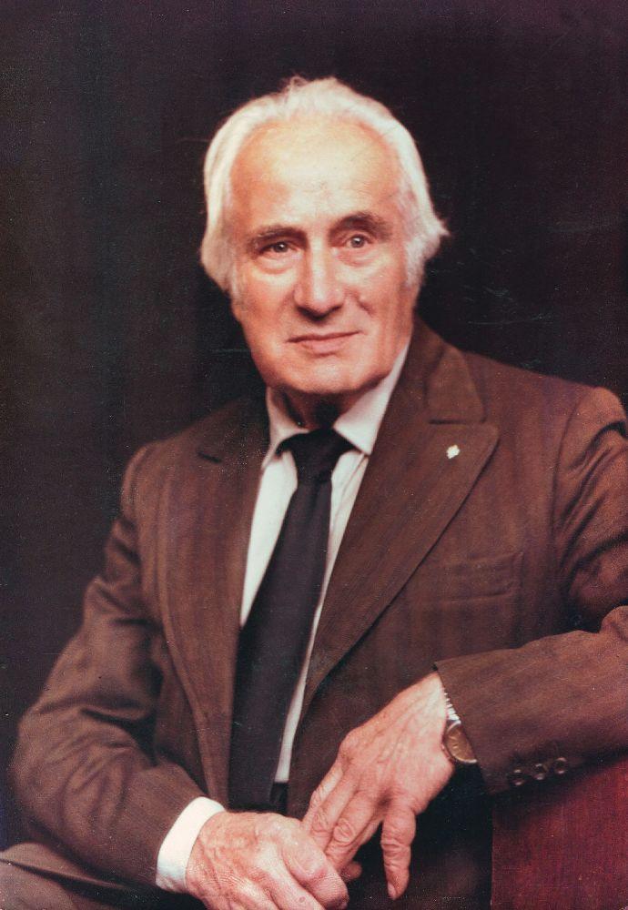 Володимир Савчак. Фото кінця 1980‑х рр.