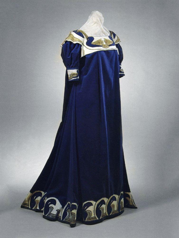 Реплика «Платья для чая». 1964. Музей декоративного искусства и дизайна, Гент