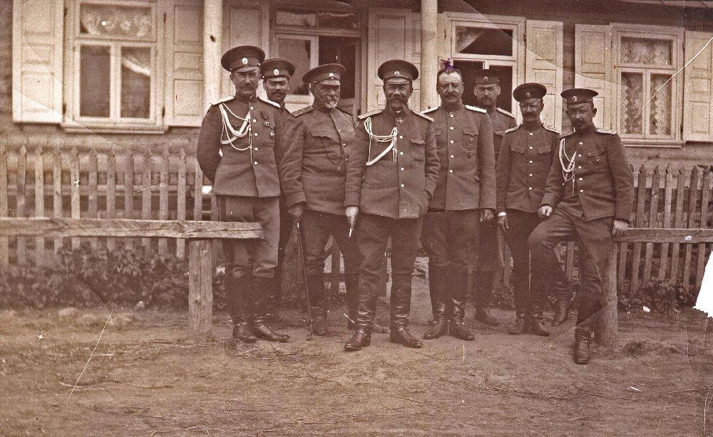 Единственная фотография, оставшаяся вследственном деле генерал-лейтенанта А.В.Новикова, бывшего начальника ТверскогоиЕлисаветградского кавалерийских училищ, командующего 1‑м конным и43‑м армейским корпусами впериод Первой мировой войны. Фото изфондов ОГА СБУ