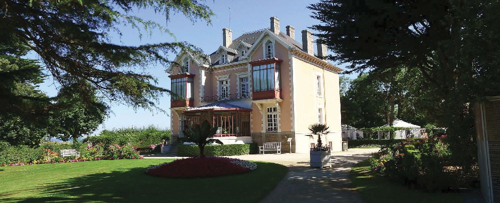 Музей Кристиана Диора в Гранвиле