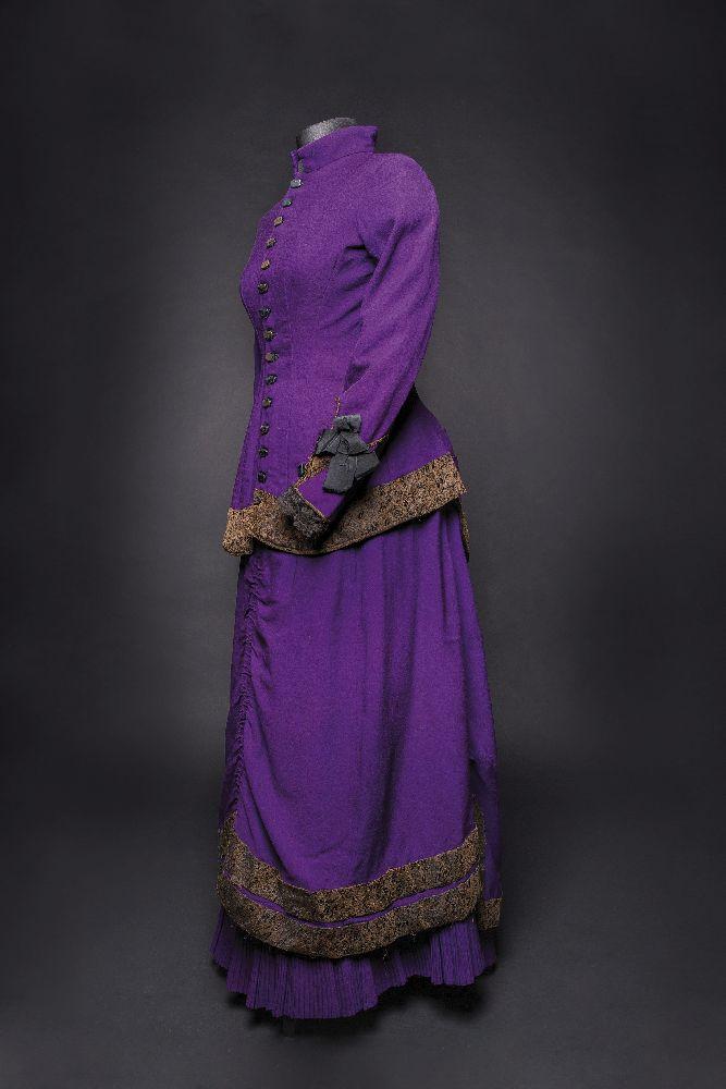 Костюм для путешествий. Великобритания, конец XIX в. Victoria Museum Travel suit. Great Britain, end of the 19th century. Victoria Museum