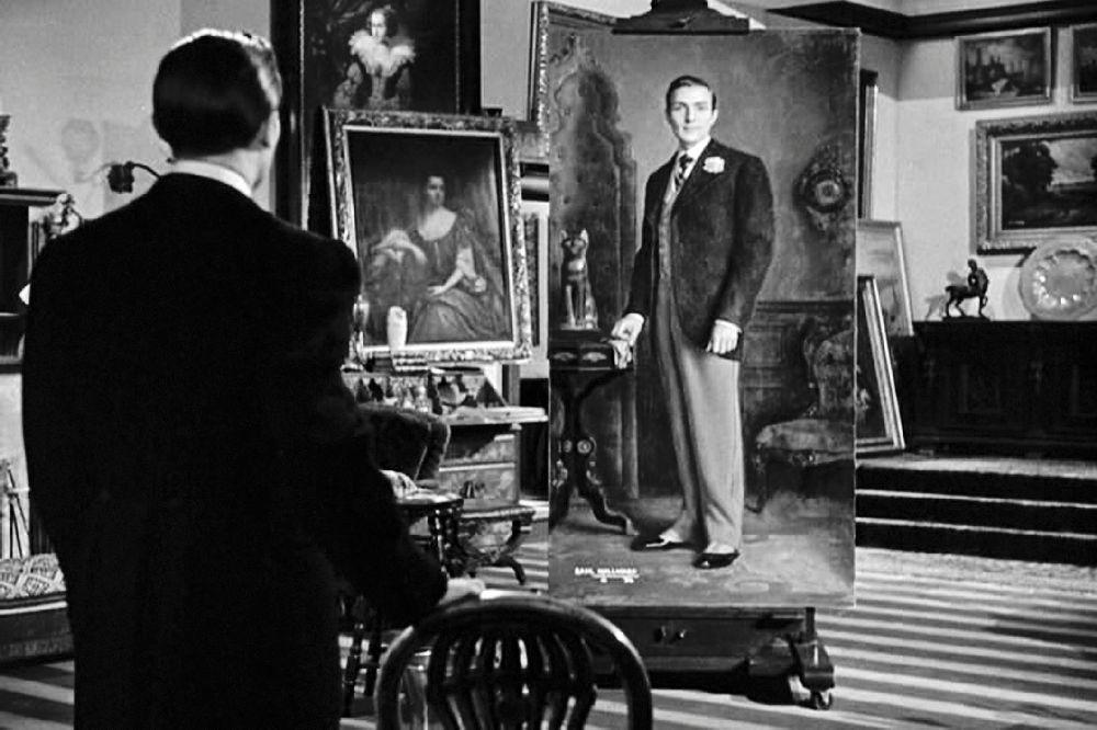 Портрет Дориана Грея. 1945. Реж.А.Левин (экранизация одноимённого романа О.Уайльда)