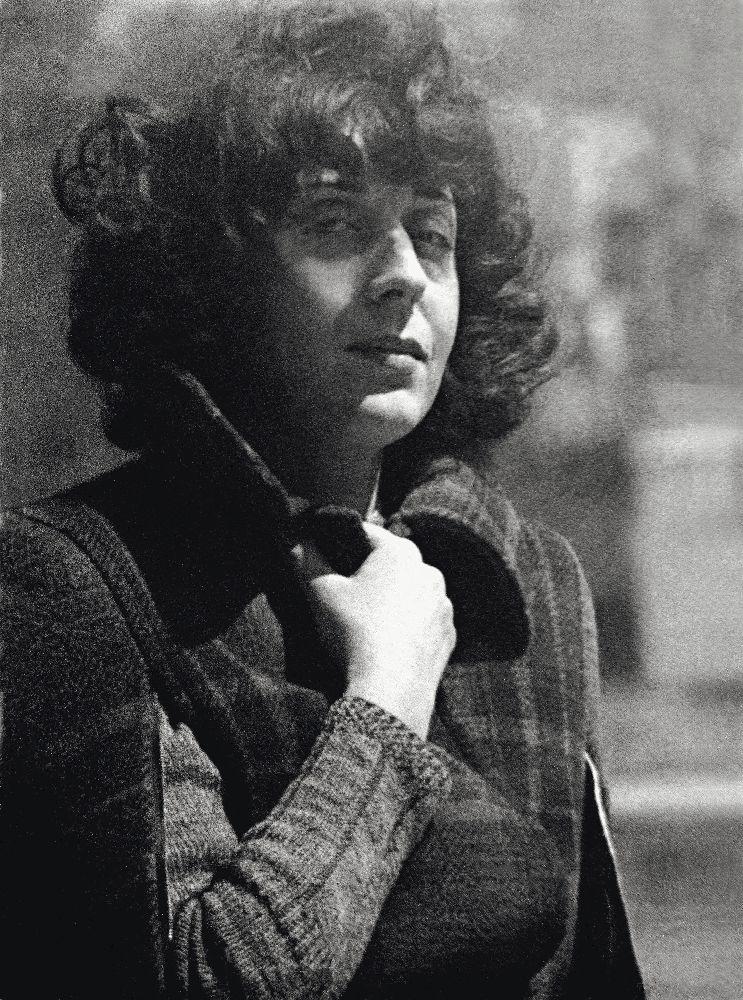 И. Вышеславская. Фото начала 1980-х гг.