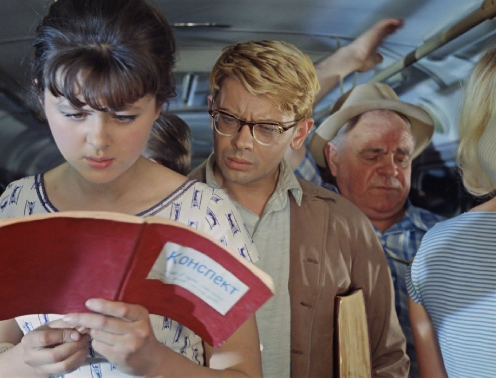 Операция «Ы» идругие приключения Шурика. 1965. Реж.Л.Гайдай