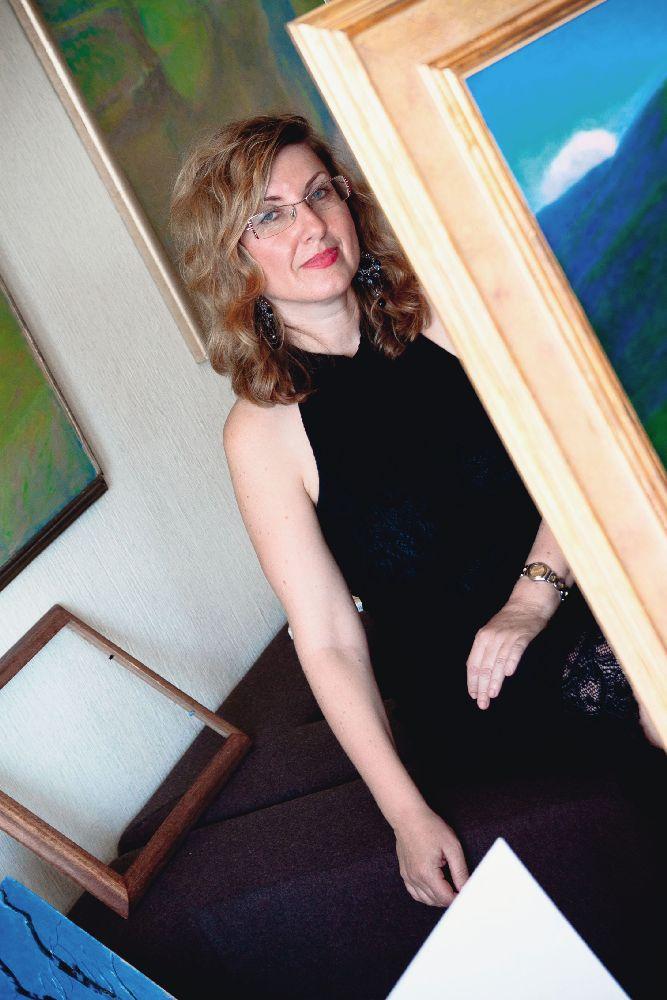 Юлія Захарчук. 2012. Фото Вікторії Федірко