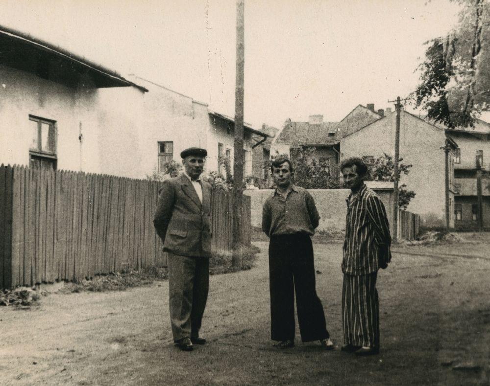 Колекція Теодора Синиці / Міський медіаархів Центру міської історії Центрально-СхідноїЄвропи